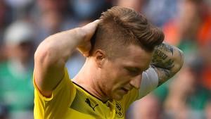 Dortmund vergibt auch die allerbesten Chancen