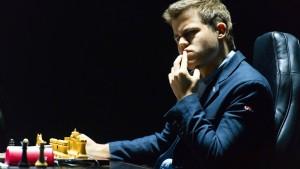 Schach-WM mit Carlsen in New York
