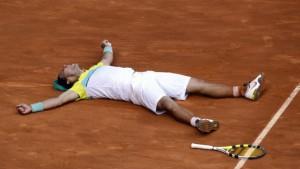 """Nadal verzaubert die """"magische Box"""" - und verliert"""