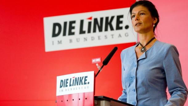 Wagenknecht keilt gegen Biermann