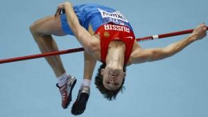 Cas sperrt zwölf russische Athleten