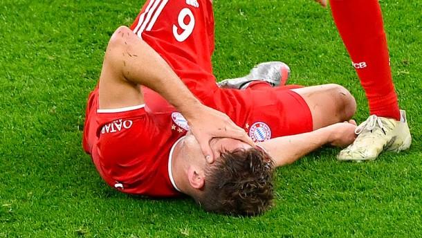 """""""Mein Knie hat sich beschissen angefühlt"""""""