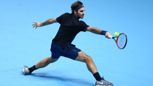 Federer und Djokovic im Halbfinale