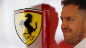 Vettels langer Weg zurück an die Spitze