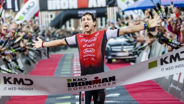 Chinesen kaufen Ironman-Serie