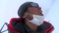Japaner ohne Finger wagt sich an Everest-Besteigung