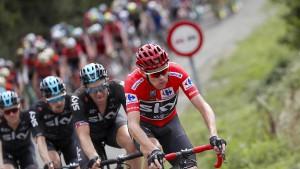Giro d'Italia und Vuelta gleichzeitig