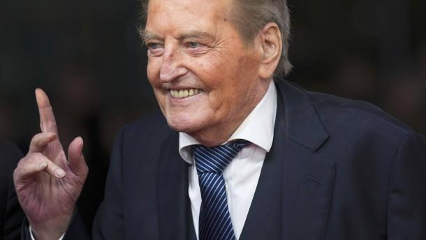 Der letzte Patriarch des deutschen Fußballs