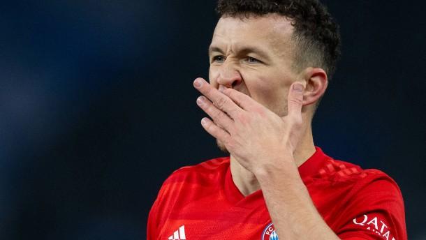 """Nur ein """"Schock"""" trübt die Stimmung beim FC Bayern"""