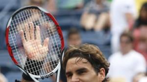 Federer nicht wirklich gefordert