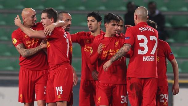 Liverpool und Tottenham weiter