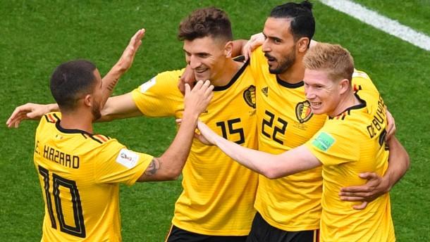 Belgiens bislang größter WM-Erfolg