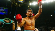 Manny Pacquiao, hier 2009 in Las Vegas