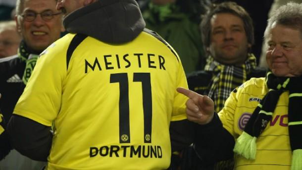 Dortmund vergibt viele Chancen - und siegt doch