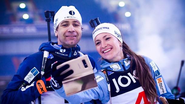 Fulminantes Finale von Björndalen