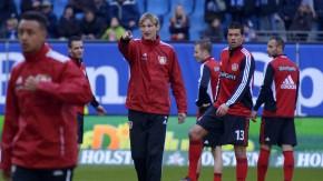 Mittendrin statt nur dabei: Lewandowskis Assistent Sami Hyypiä