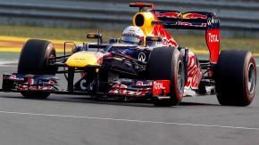 Wechselt Vettel wirklich von Red Bull zu den Roten von Ferrari?