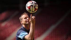 Ein neuer Perfektionist für die Europa League
