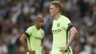 Das größte Verbrechen von Manchester City