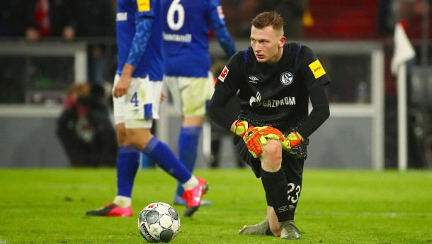 Schalke in der Bredouille