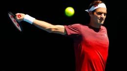 Der Tennis-Maestro
