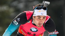 Was ist los mit Mister Biathlon?