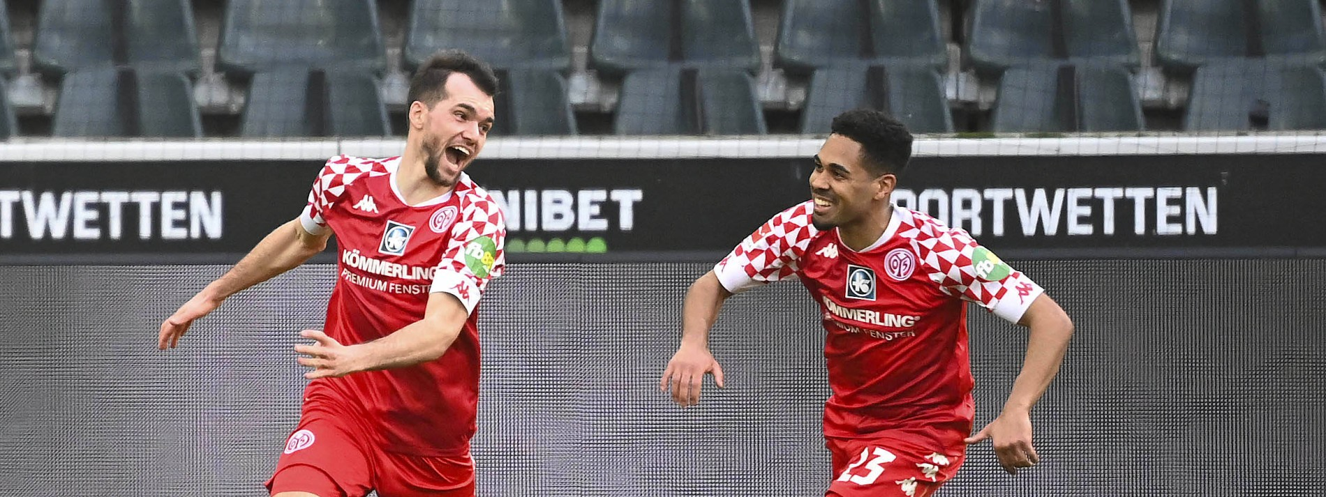 Erst Leid, dann Freude bei Mainz 05