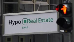 Hypo Real Estate droht die Auflösung