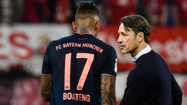 Der FC Bayern und seine alte Achse