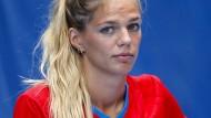 Russland ist erfreut: Julija Jefimowa darf wieder starten.