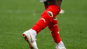 Fifa kassiert 300.000 Euro für falsche Socken