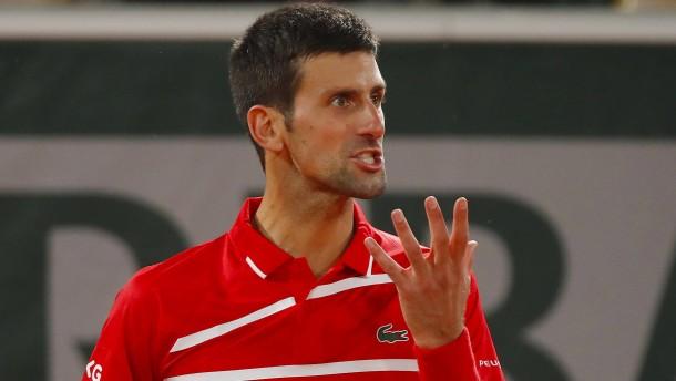 Der große Showdown der French Open