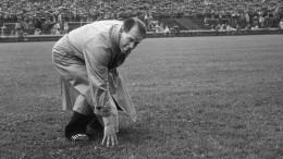 Sepp Herberger war seltener Bundestrainer als gedacht
