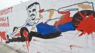 Ein künstlerischer Aufschrei gegen die Formel 1 in Bahrein
