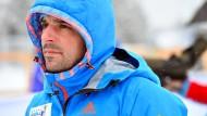 """Russlands Biathlon-Nationaltrainer Ricco Groß: """"Wenn die gesamte Welt mit dem Finger auf einen zeigt, finde ich das irgendwo nicht fair."""""""