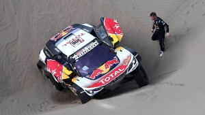 Aus für Topfavorit Loeb bei Rallye Dakar