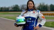 Simona De Silvestro: In Amerika hat sie schon gezeigt, was sie kann - jetzt soll die Formel 1 von ihr erfahren.