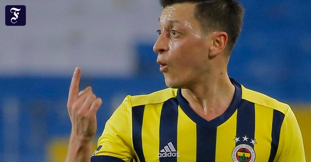 Enttäuschung für Özil im großen Duell in Istanbul - FAZ - Frankfurter Allgemeine Zeitung