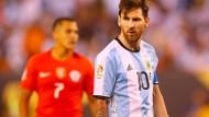Messi und der Schmerz des Unvollendeten