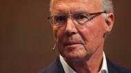 Das Verfahren gegen Franz Beckenbauer könnte bald abgetrennt werden.