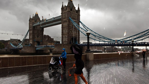 London wird immer mehr zum sicheren Hafen
