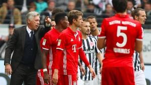 Das war nicht Bayern München