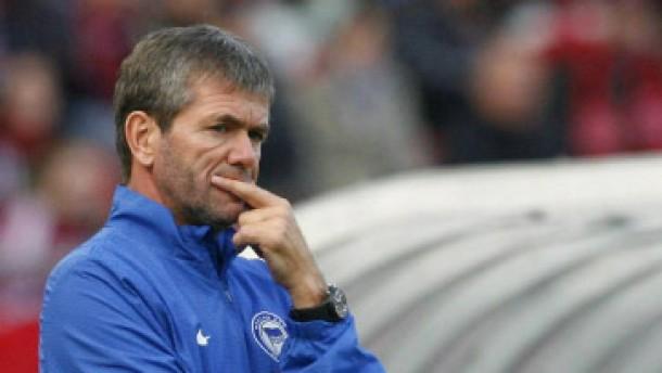 Hertha verliert zum achten Mal in Folge