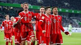 Später Elfmeter sichert Bayern-Siegesserie