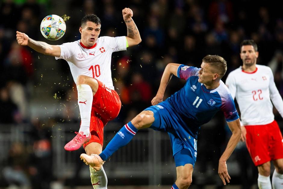 Inzwischen oftmals Favorit: Island hat durch die Erfolge bei EM und WM die Rolle des Underdogs abgelegt.