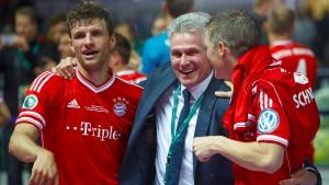 Endlich wieder straffes Training beim FC Bayern