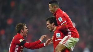 Bayern bleibt an Leipzig dran