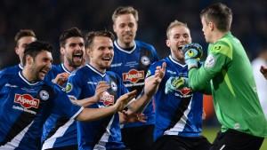 Wie erreicht Bielefeld den Europapokal?