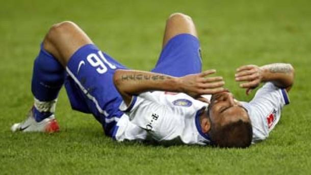 Hertha ignoriert die Abstiegsgefahr