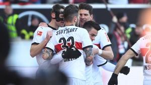 Das Stuttgarter Glück mit der letzten Chance